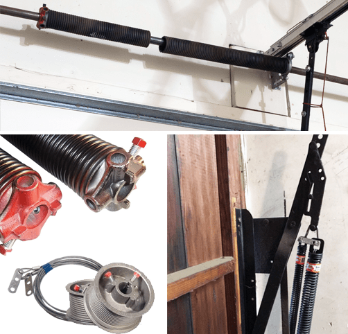 Call Us And Letu0027s Help You Improve The Performance Of Your Garage Door With  Brand New Garage Springs And Cables.